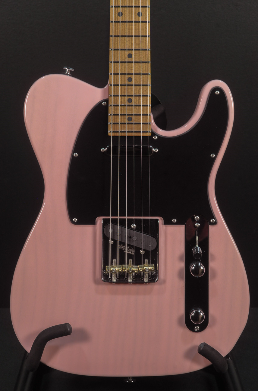 Suhr Classic T Paulowina 2020 Limited Edition - Trans Shell Pink #5YBY