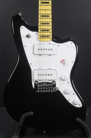 G&L Tribute Doheny - Jet Black #4526