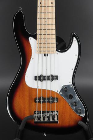 Sadowsky MetroExpress Vintage J/J Bass, Maple Fingerboard, 5-String - Tobacco Burst #9620
