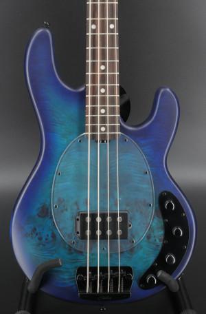 Ernie Ball Music Man Sterling Stingray Ray34PB - Neptune Blue Satin #6705