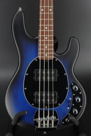 Ernie Ball Sterling Stingray Ray4HH - Pacific Blue Burst Satin #6475