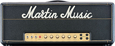 Martin Music Guitar
